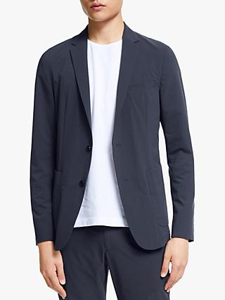 Kin Technical Suit Jacket, Black