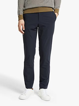 Kin Technical Suit Trousers, Navy