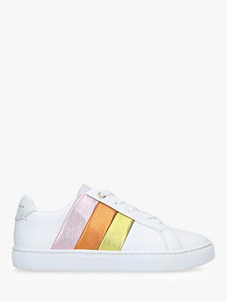 Kurt Geiger London Children's Mini Lane Rainbow Shoes, Multi