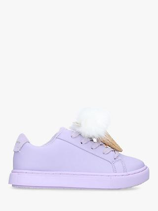 Kurt Geiger London Children's Lolly Shoes, Purple