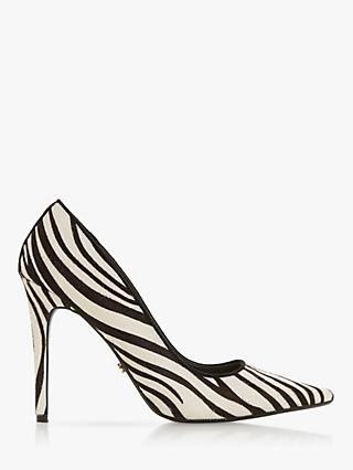 Dune Amaretti Court Shoes