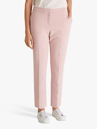 Fenn Wright Manson Fisher Skinny Fit Trousers, Rose