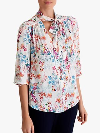 Fenn Wright Manson Coral Reef Top, Multi Blue