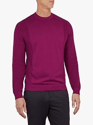Ted Baker T for Tall Trulltt Long Sleeve Textured Jumper