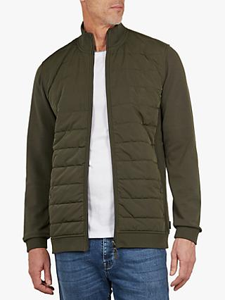 80d404c07 Ted Baker T for Tall Mowntan Quilted Funnel Neck Jacket