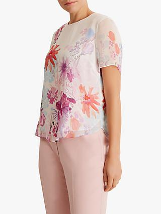 Fenn Wright Manson Petite Virginia Top, Gerbera