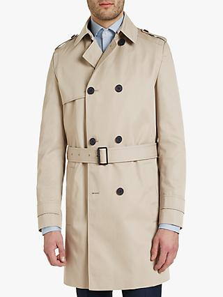 HUGO by Hugo Boss Marden Trench Coat, Beige