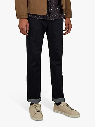 559222474 Ted Baker Tall Mariott Straight Fit Jeans
