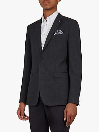156fabdb3 Ted Baker Tall Groove Textured Jacket