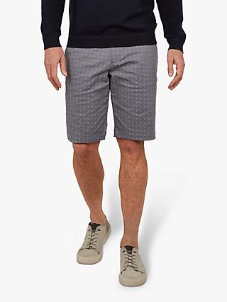 c8540ea805 Ted Baker T for Tall Joordtt Cross Shorts, Grey Mid