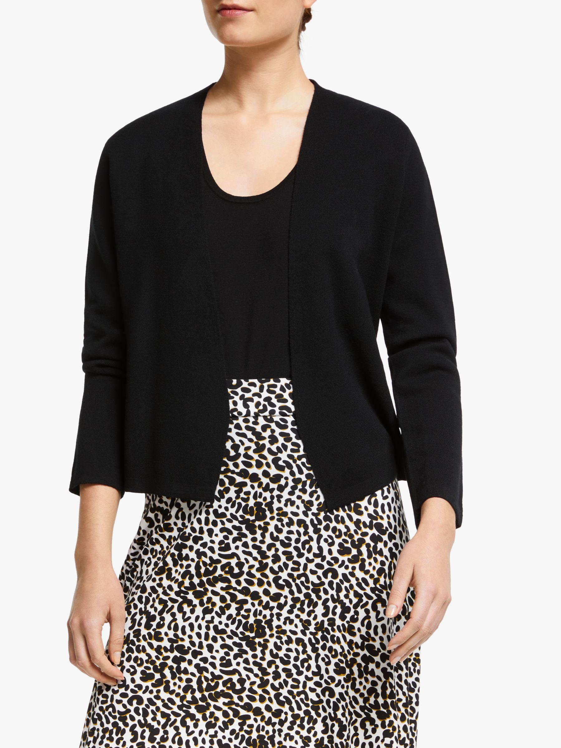 Winser London Winser London Milano Wool Jacket, Black