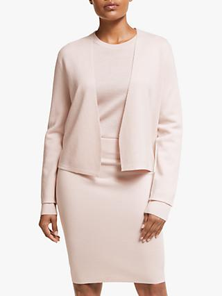 Winser London Milano Wool Jacket, Nude
