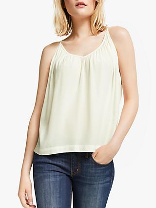 AND/OR Liza Tassled Cami Top