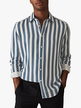 9f75ecdb0cda Reiss Kawl Stripe Slim Fit Shirt