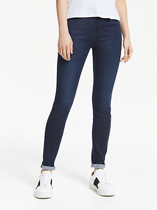 16ac8fdd Lee Scarlett High Waist Skinny Jeans, Polished Indigo
