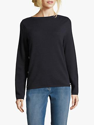 Betty Barclay Button Trim Jumper