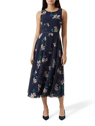 Hobbs Carly Dress, Midnight