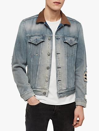 415019981a4 AllSaints Iren Denim Jacket