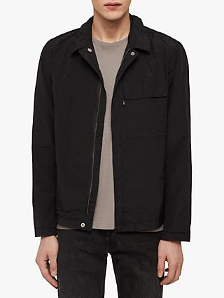 AllSaints Collard Jacket, Black