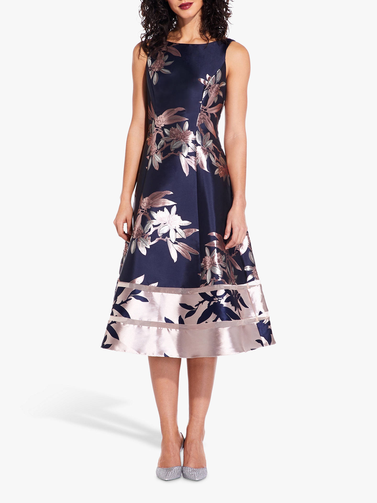 c43ed55bb31 Buy Adrianna Papell Floral Jacquard Dress