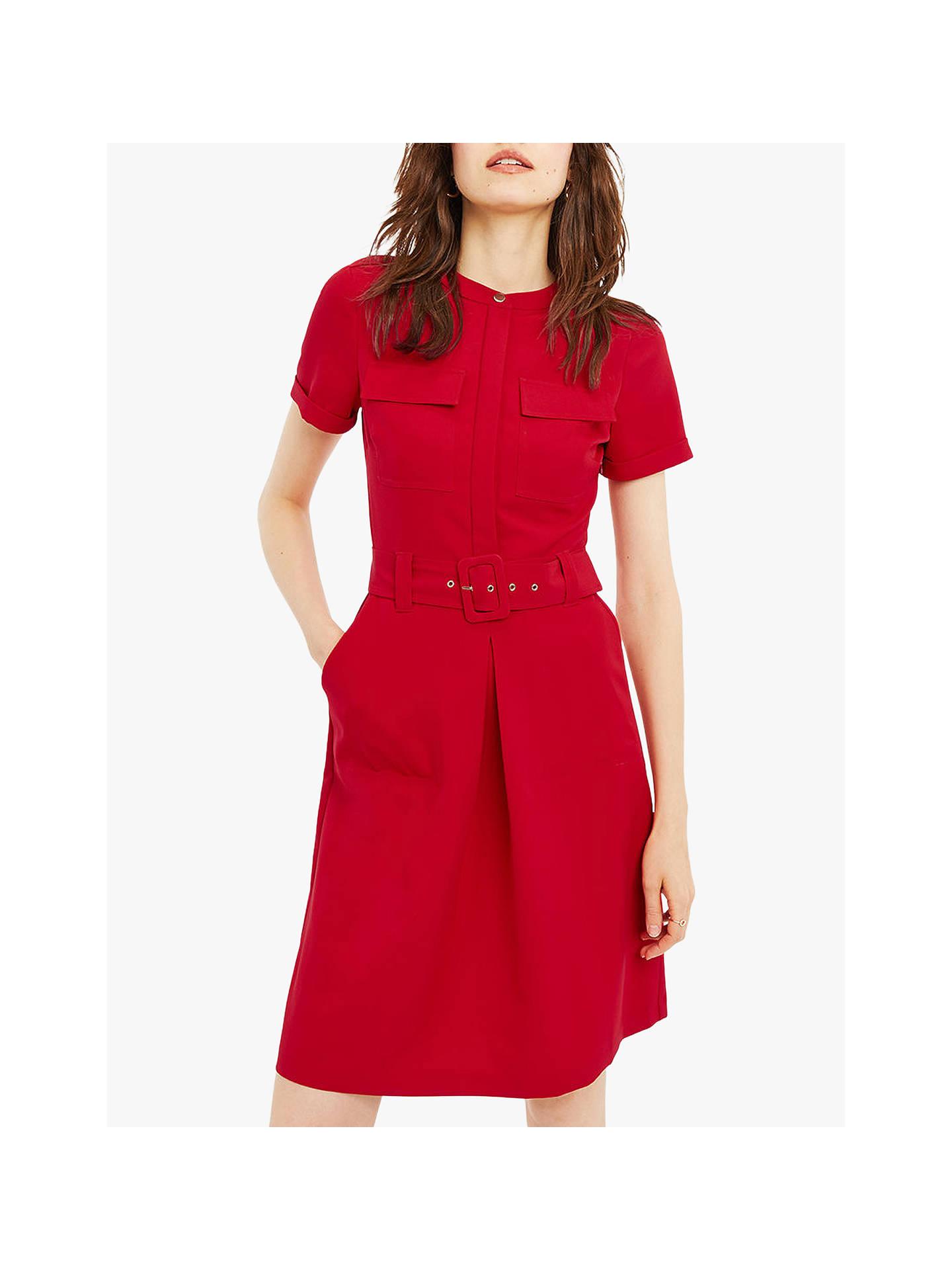 b2dd0c99381 Oasis Utility Shirt Dress at John Lewis   Partners