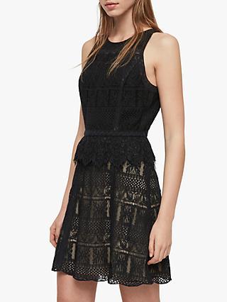 c56bc70daba4c2 AllSaints Melia Lace Dress
