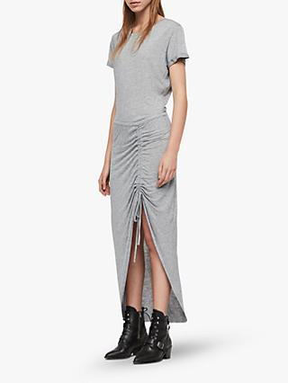 AllSaints Filor Cotton Dress