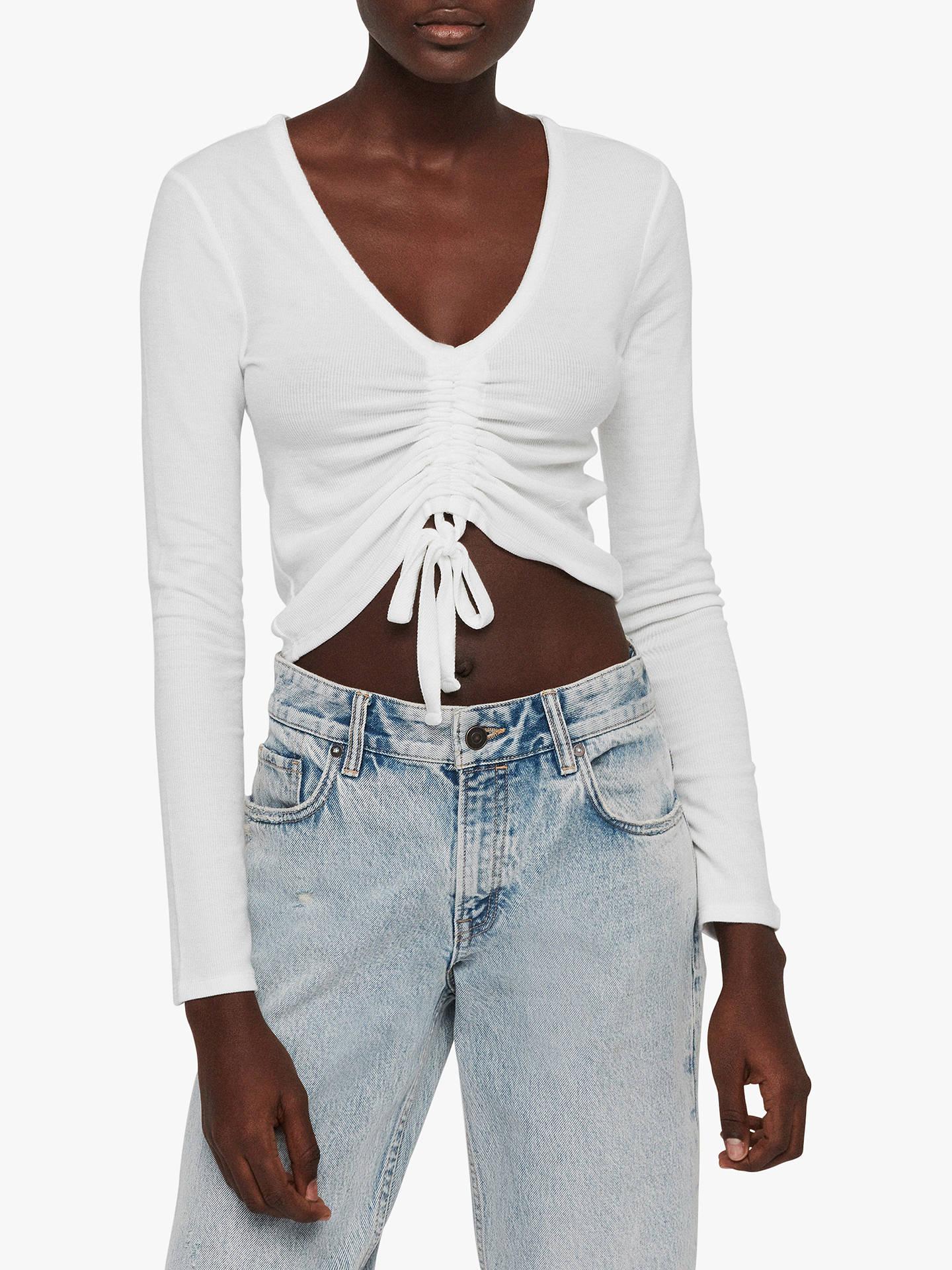 69ceed1a933 ... Buy AllSaints Rina Long Sleeve T-Shirt