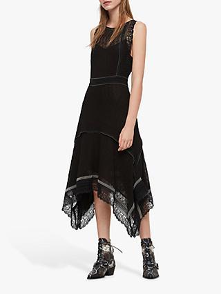 0529662db09 AllSaints Alicia Lili Dress