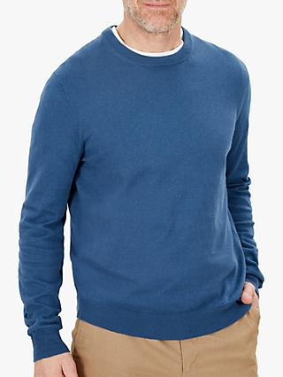 cd5549f27 Jaeger Cotton Linen Jumper