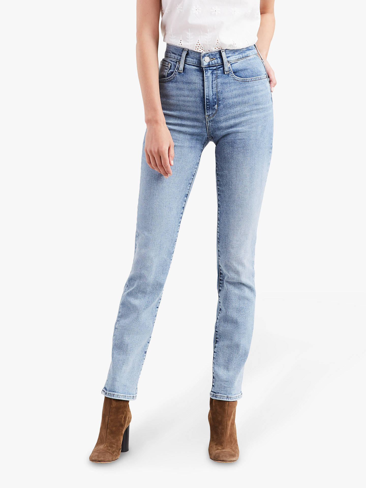 6d58108710bbb BuyLevi s 724 High Rise Straight Jeans