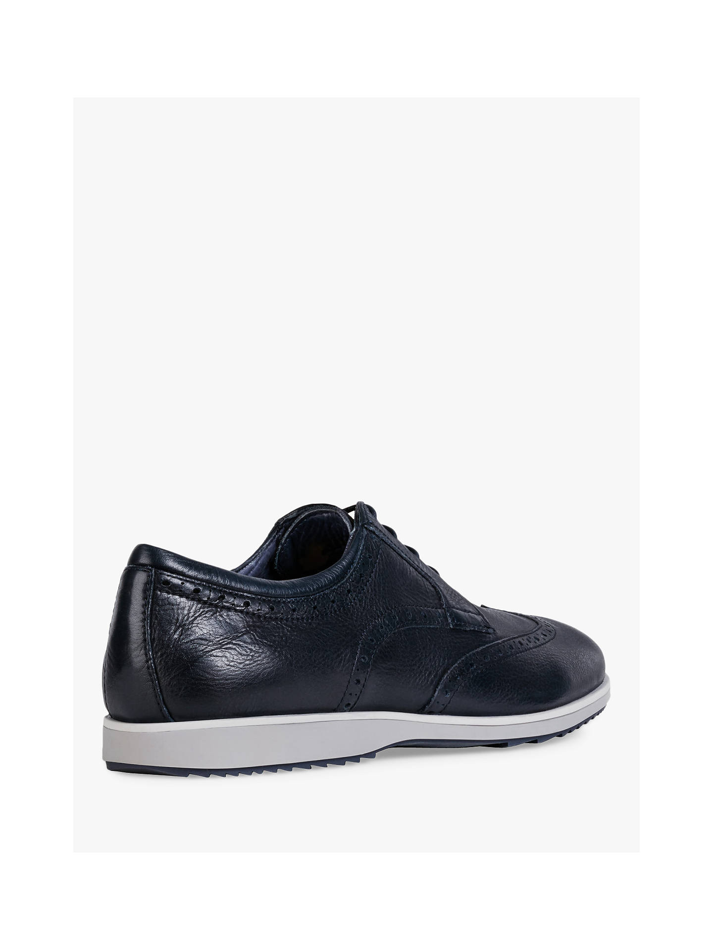 Geox Blainey Leather Brogues at John Lewis & Partners