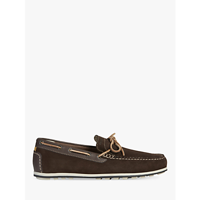Geox Mirvin Suede Loafers