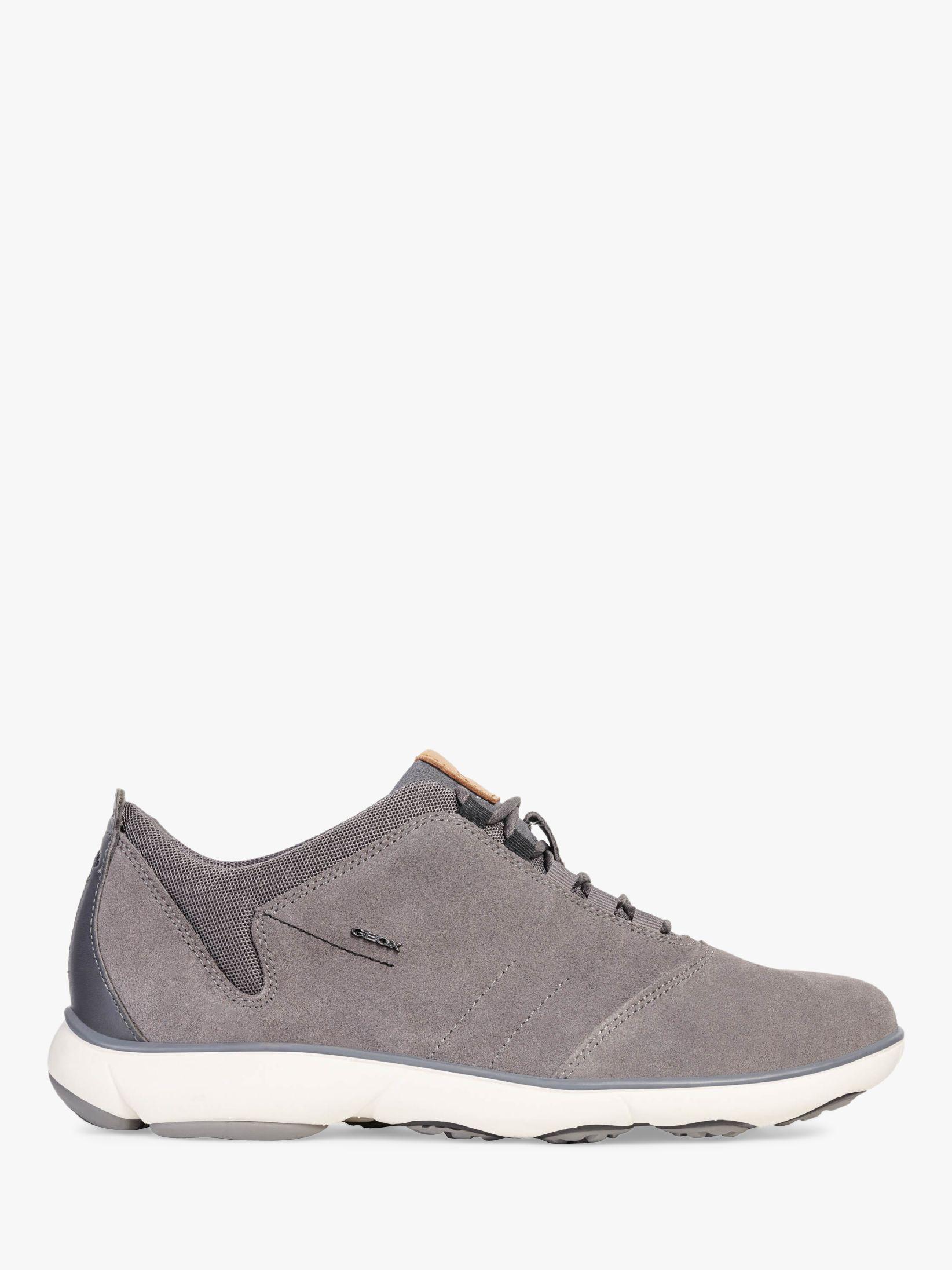 prezzo più basso 320b1 f1c7c Geox Nebula Trainers, Grey