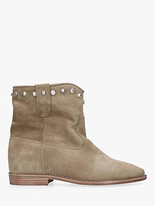 b019b5f775e4 Isabel Marant Crisi Block Heel Ankle Boots
