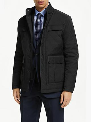 315ff8cbe5f33 Guards London Windshield Quilted Jacket