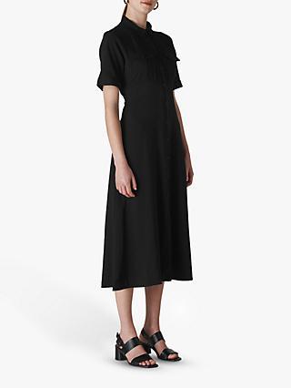 8982a62175e5 Whistles Maria Pocket Longline Dress