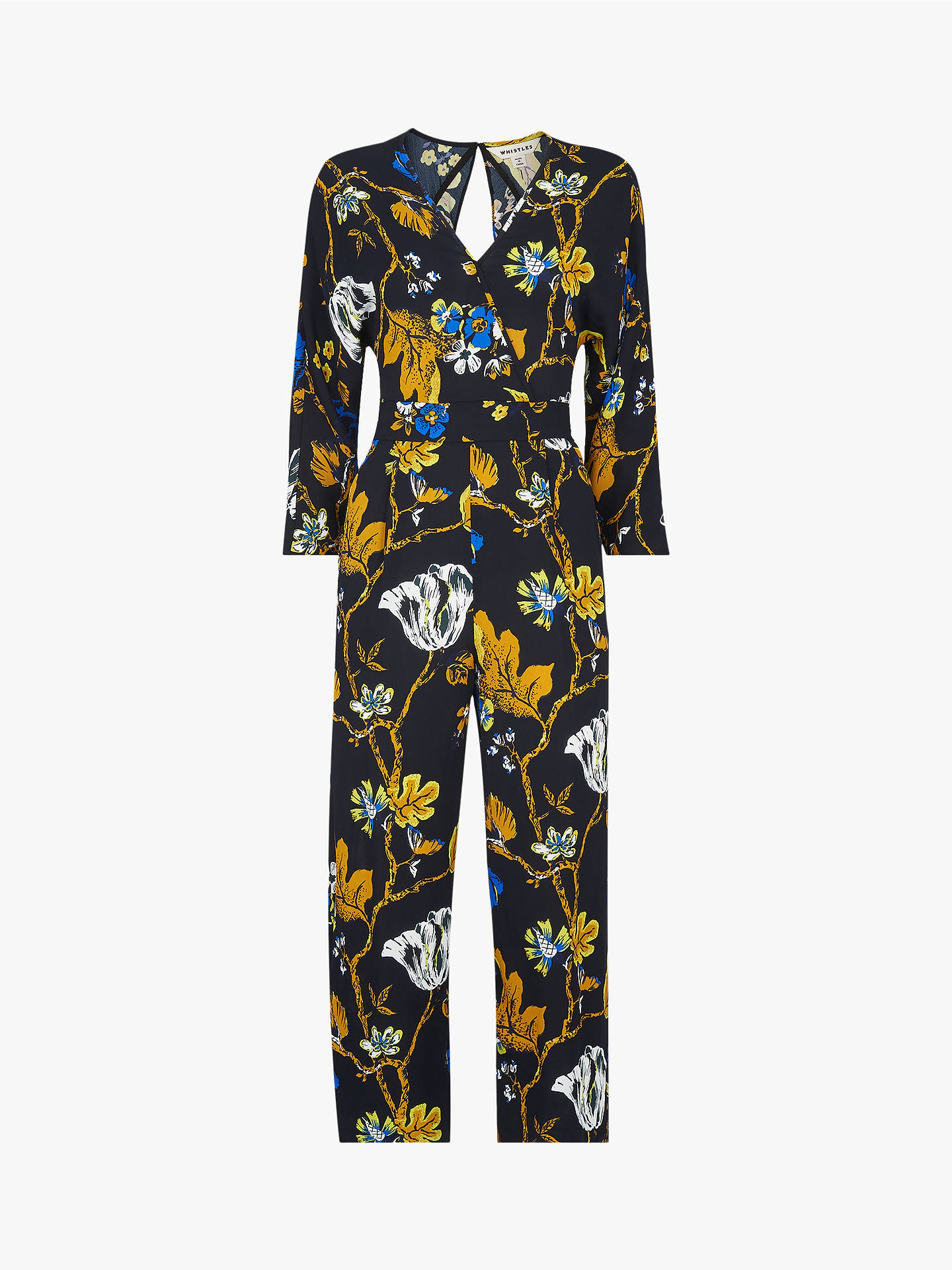 4d500a7fa34 ... Buy Whistles Scarf Print Jumpsuit