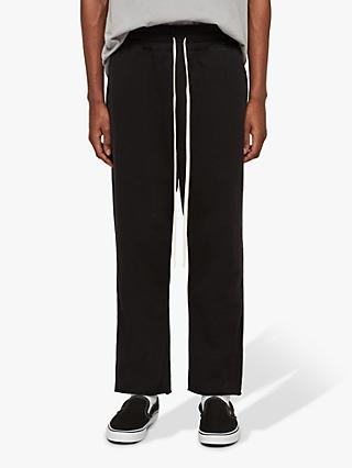 AllSaints Avio Sweatpants, Jet Black