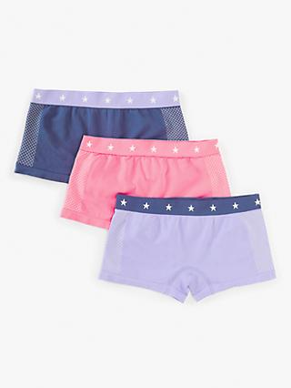 bbe6e8e81e9c Girls' Knickers | Girls' Underwear | John Lewis & Partners