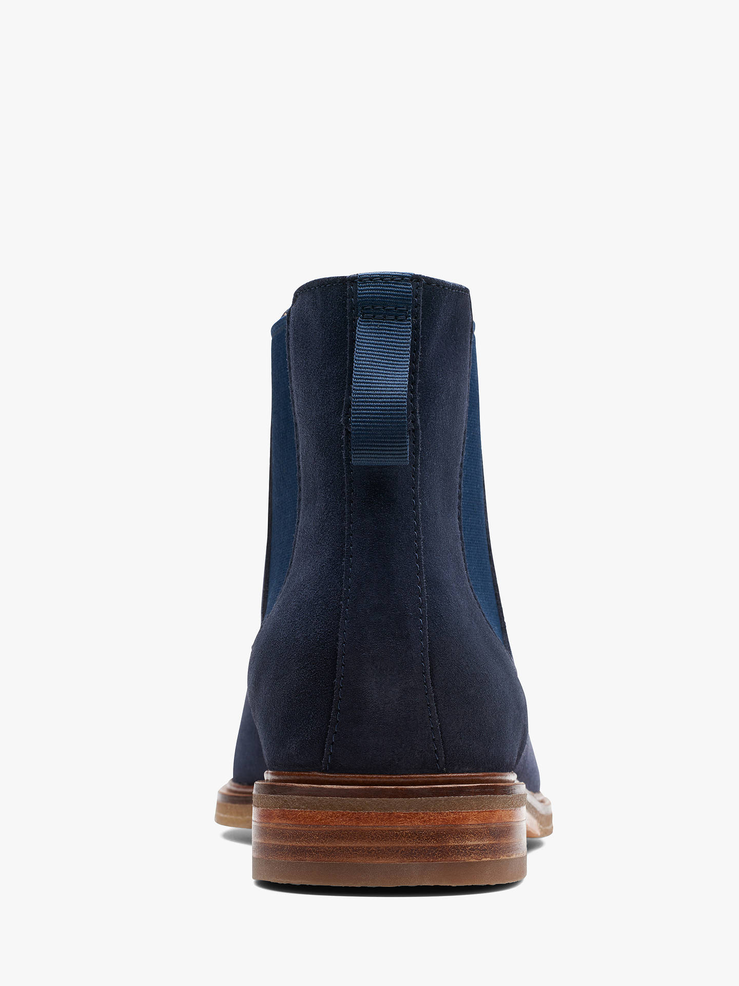 website for discount 60% cheap cheap for discount Clarks Clarkdale Gobi Suede Chelsea Boots at John Lewis ...