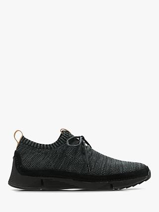 Clarks Tri Native Trainers, Black