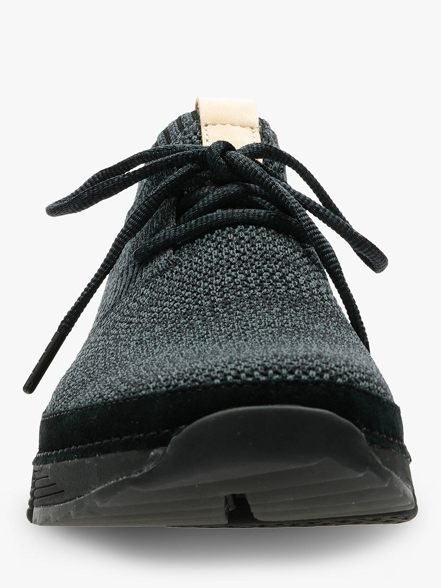 Clarks Tri Native Trainers, Black at John Lewis & Partners