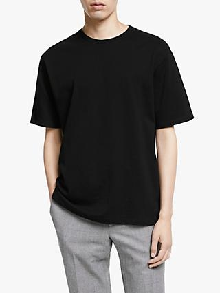 Kin Plain Oversized Fit Crew Neck T-Shirt