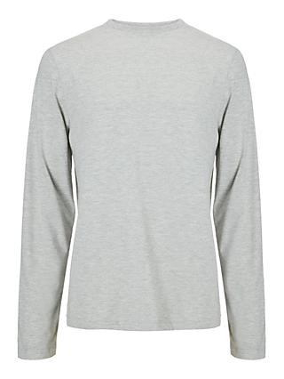 9a96612558c9f8 Long Sleeve | Men's T-Shirts | John Lewis & Partners