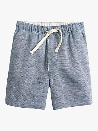 crewcuts by J.Crew Boy's Stripe Shorts, Blue