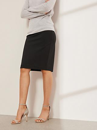 John Lewis & Partners Taylor Ponti Pencil Skirt