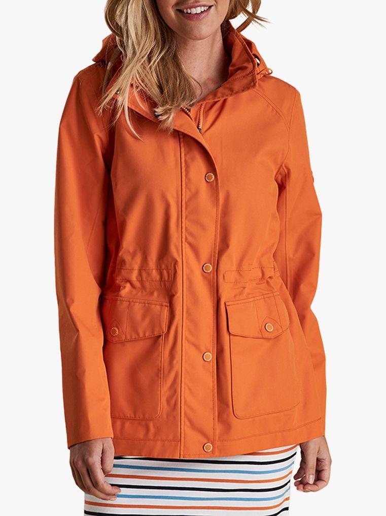 383776884 Barbour Backshore Waterproof Hooded Jacket at John Lewis & Partners