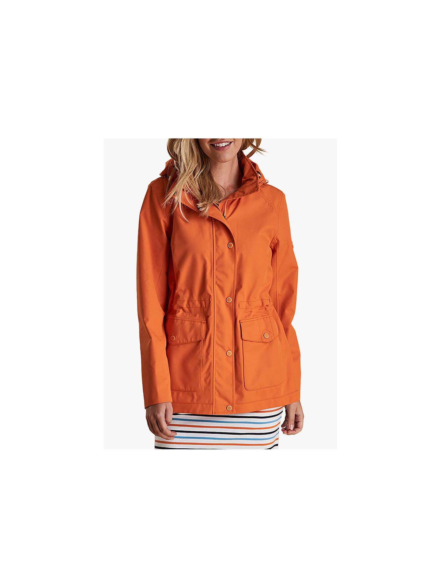 4f39a92c4 Buy Barbour Backshore Waterproof Hooded Jacket, Marigold, 8 Online at  johnlewis.com ...