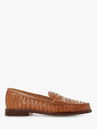 d85c0017e50 Bertie Goodwin Woven Loafers